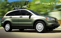 Honda : Cash For Clunkers