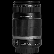 EF-S 55-250mm IS