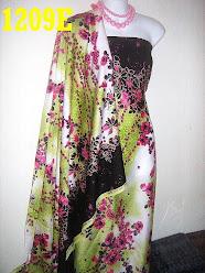 DSK 1209E : Sold To Aini - Beli Kain + Tempahan Baju Kurung