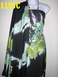 OMA 1185C : Sold To Aini - Beli Kain + Tempahan Baju Kurung Moden