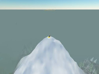 Second life - highest snowy mountain