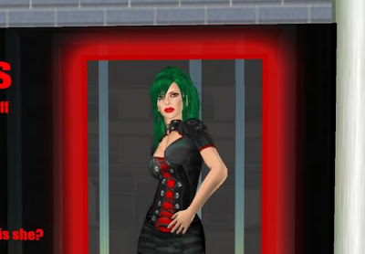 csi:ny in second life - assassin venus