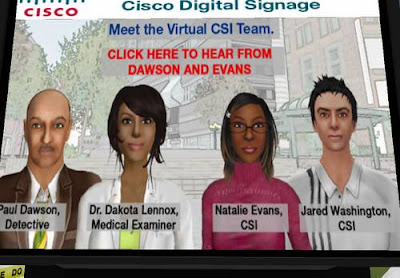 csi:ny in second life - csi detectives