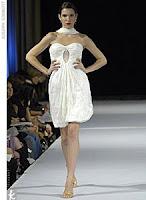 rochie de mireasa scurta 3