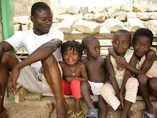 Bismark and his kids/sisters