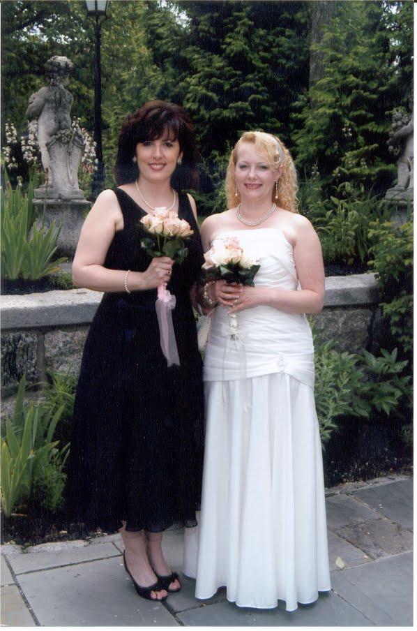 Sally mais wedding