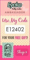 Código Eyeko para regalito!!!