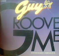 Guy - Groove Me (VLS) (1988)