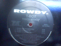 T-Boz - Touch Myself (Promo VLS) (1996)