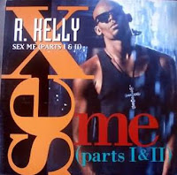 R. Kelly - Sex Me (VLS) (1993)