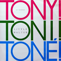 Tony! Toni! TonГ©! - Little Walter (VLS) (1988)