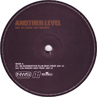 Another Level  - Be Alone No More (VLS) (1998)