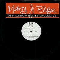Mary J. Blige  - DJ Mixshow Remix Exclusive (Promo VLS) (1999)