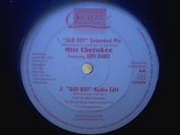 Miss Cherokee - Bad Boy & You Kill Me (VLS) (2000)