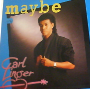 Carl Linger - Maybe (VLS) (1988)
