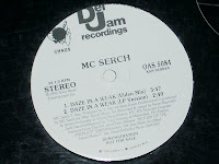 MC Serch - Daze In A Weak (Promo VLS) (1992) by Anonymous