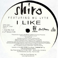 Shiro Feat. MC Lyte - I Like (Promo VLS) (1997)