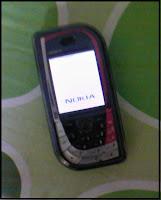 Handphone ROSAK!!