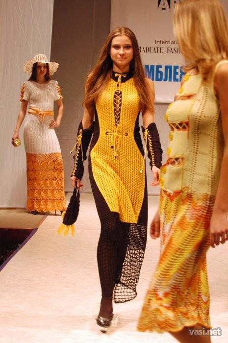 Супер модное вязанье