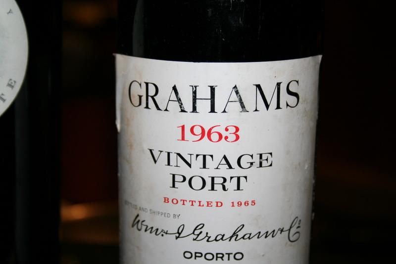 grahams vintage 2003