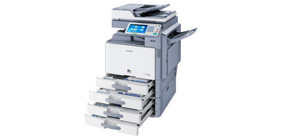 how to set up printer samsung multi xpress x43000lx