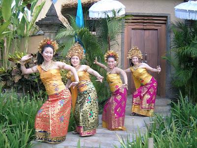 Jayakarta Bali Hotel Dancer