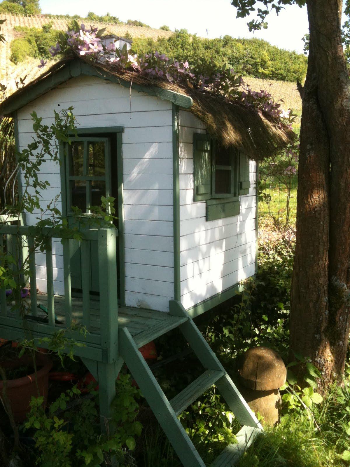 Fauna decorativa caba as para ni os cabins for kids for Cabanas para jardin