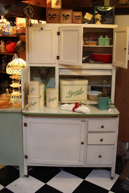 Fauna decorativa muebles restaurados para la cocina restored furniture for the kitchen - Mueble despensa cocina ...