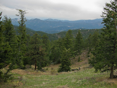 Green Mountain, West Ridge Panorama