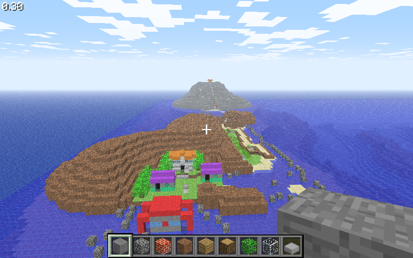 Pokecraft: Sevii Islands 1, 2 and 3