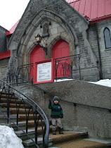 Iglesia en Mont Royal