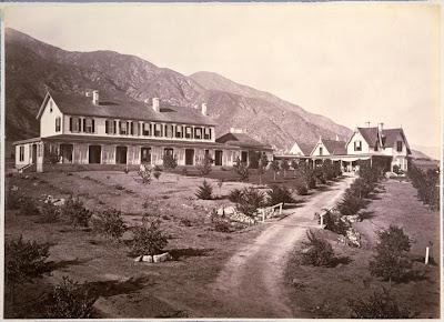 Sierra Madre Villa Hotel History