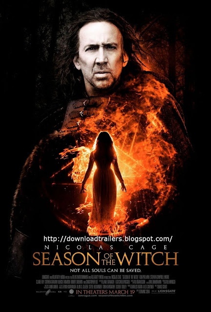 Season of the Witch 2010 Trailer 1080p Full HD. In theatres March 19, 2010