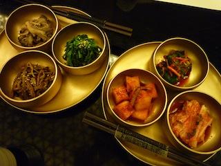 身体に優しい韓国宮廷料理。