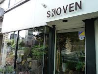 素敵なお花を提供して下さる花屋SKOVENさんです。