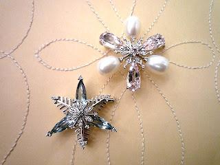 西澤弘子「雪花」Collectionのご紹介です。