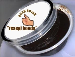 """KuaH RojaK """"resepi bonda"""""""