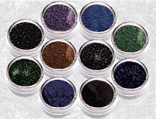 Black Jewel Gems Shadow Liners