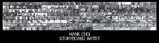 Hank Choi Online Portfolio