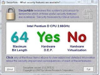 Virtual XP Mode