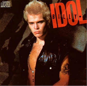 #2 Billy Idol Wallpaper