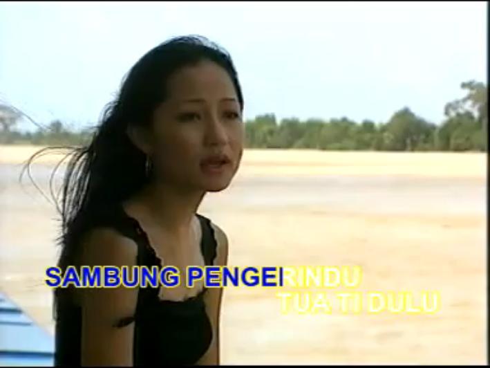 Muzik video melissa francis sulu meruan sayau