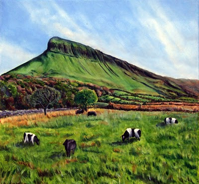 ben bulben  Sligo