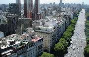 Buenos Aires is located in south america, buenos aires argentina