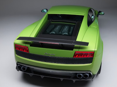 2010 Lamborghini Gallardo LP 570-4 Superleggera