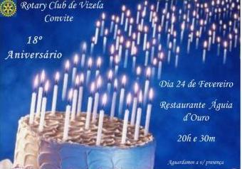 18º Aniversário RC Vizela