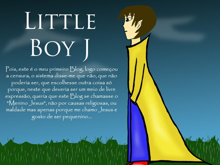Little Boy J