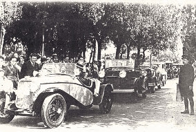 roma motor show 1947