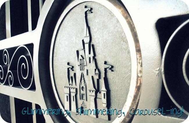 Glimmering, Shimmering, Carousel-ing! - A Disney College Program Journey