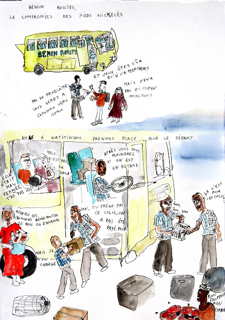 BENIN ROUTES